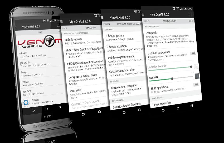 ROM] ViperOneM8 5 0 0 | Sense 7 - Modding HTC One M8